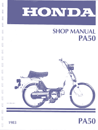workshop manual 4 stroke net all the data for your honda