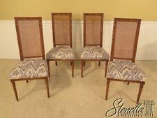 Walnut Dining Chairs EBay - Walnut dining room chairs