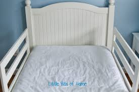 Pottery Barn Twin Bed Bed Rails For The Little Guy