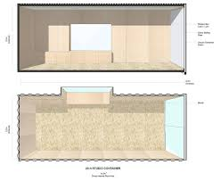 Live Work Floor Plans South London U0027s Shipping Container Coworking Venue Champions Low