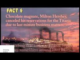 unknown facts of titanic