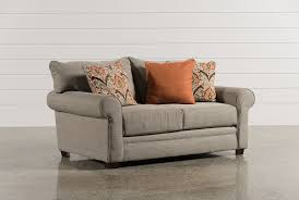 Average Loveseat Size Thompson Loveseat Living Spaces