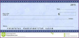 100 presentation cheque template printable check template