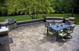 Outdoor Paver Patio Ideas by Paver Patio Designs From Aspen Outdoor Design