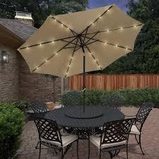 solar led umbrella lights patio patio umbrella string lights lighted patio umbrella solar
