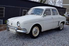 renault dauphine engine stylish baguette getter 1961 renault dauphine vintage werkes