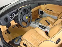 Ferrari 360 Interior Ferrari 360 Modena Correction