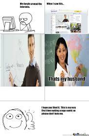 Unhelpful Highschool Teacher Memes - unhelpful high school teacher finds love by undershotriku meme center