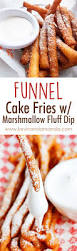 funnel cake fries recipe funnel cake fries marshmallow and