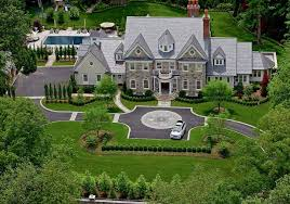 granoff architects greenwich ct aerial views of luxury homes