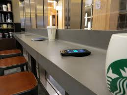 End Table With Charging Station by Starbucks Latest Jolt Is Free U2013 And It Isn U0027t Coffee