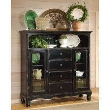 kitchen buffets furniture black sideboards buffets kitchen dining room furniture