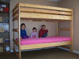 Sturdy Bunk Beds by Bunks N Us Affordable Custom Manufactured Solid Wood Bunk Beds