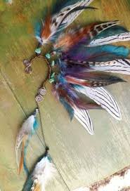 how to make feather ear cuffs feather ear cuff autumn feathers autumn and eye