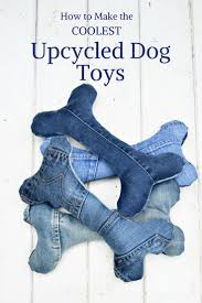 Make Your Own Dog Toy Box by How To Make The Cutest Handmade Dog Toys Upcycle Toy And Dog