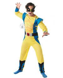 Halloween Costumes Wolverine Marvel Costumes Wolverine Crazy Wizard Fancy Dress