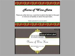 17 free label templates psd vector eps download