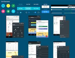 30 free mobile ui kits for photoshop and sketch creative nerds