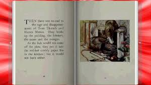 Two Bad Mice Beatrix Potter The Tale Of Two Bad Mice 1904 Youtube