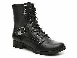 womens combat boots s combat lace up boots dsw