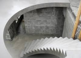 project gallery elliptical stairs curved concrete stairs curved