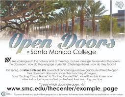 Santa Monica College Map Images Thumbnails