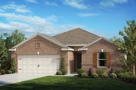 watersbend new homes in fort worth tx by kb home