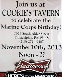 cookies tavern u2013 usmc birthday u2013 tuns tavern u2013 patriot connections