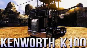 Kenworth K100 Interior Kenworth K100 Interior V5 0 For Ets 2 Download Game Mods Ets