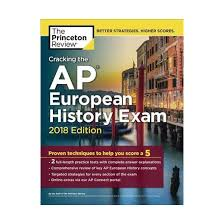 cracking the ap european history 2018 edition proven techniques to help you score a 5 college test preparation cracking the ap european history 2018 paperback target