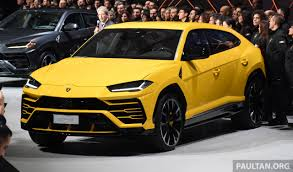 suv lamborghini interior lamborghini urus sant u0027agata u0027s 650 ps 850 nm suv makes its