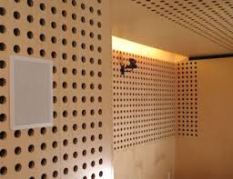 Wood Slat Ceiling System by Woodtrends Wood Wall Systems Wood Ceilings In Stock Wood