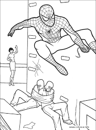 spiderman 11 spiderman printable coloring pages kids