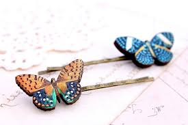 butterfly hair clip realistic butterfly hair butterfly hair accessories