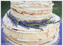 wedding cake layer 300 layer crepe cake