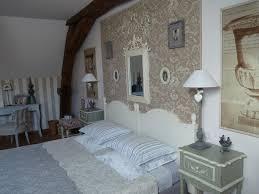 chambre toile de jouy décoration chambre toile jouy