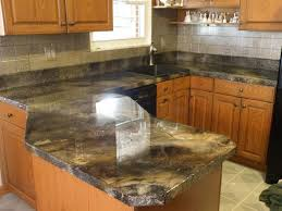 How To Make A Concrete Bench Top Best 25 Stained Concrete Countertops Ideas On Pinterest