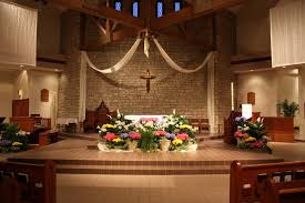 Easter Decorations For Church by Captivating 70 Easter Decorating Ideas For Church Design