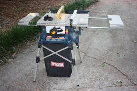 where can i borrow a table saw review ryobi table saw model rts20 by trev batstone