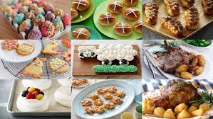 easter dishes traditional 88 easter recipes recipes food network uk