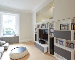 Built In Wall Units For Living Rooms by Built In Wall Unit Houzz