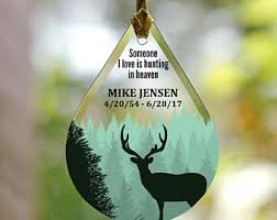 memorial ornaments etsy