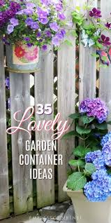 Outdoor Container Gardening Ideas 35 Lovely Garden Container Ideas Empress Of Dirt