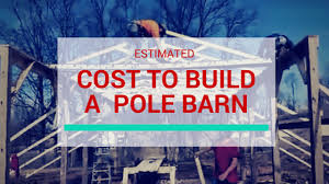 Cost Of Pole Barns How Much Does It Cost To Build A Pole Barn