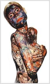 full body tattoos design ideas