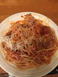geoffrey zakarian spaghetti and meatballs onedadskitchen