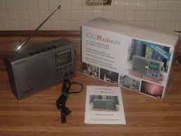 c crane ccradio 2e enhanced am fm wx weather 2 meter ham band