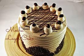 mocha layer cake youtube