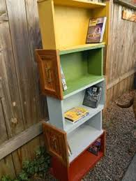 Bookshelf Drawers Turn An Old Drawer Into A Bookcase Drawers