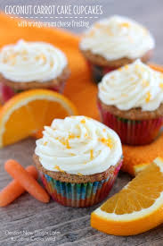 coconut carrot cake cupcakes love grows wild